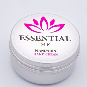 essential me mandarin hand cream