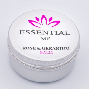 essential me rose balm natural