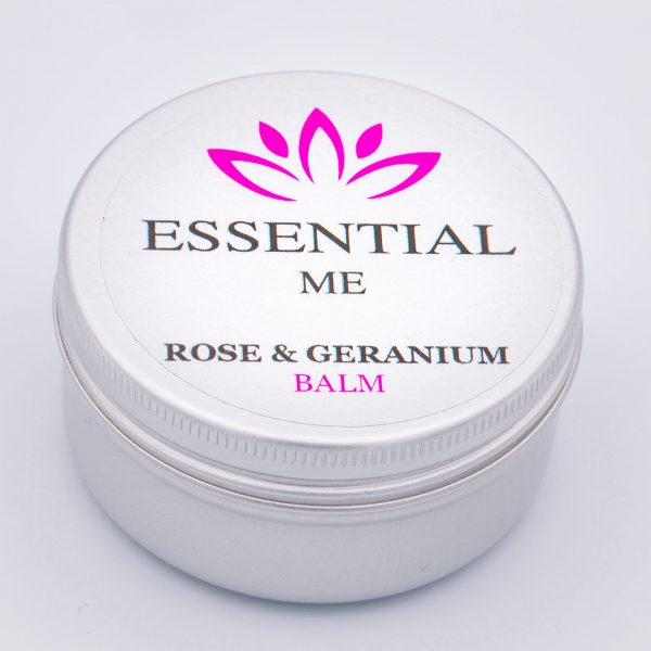 essential me rose balm natural