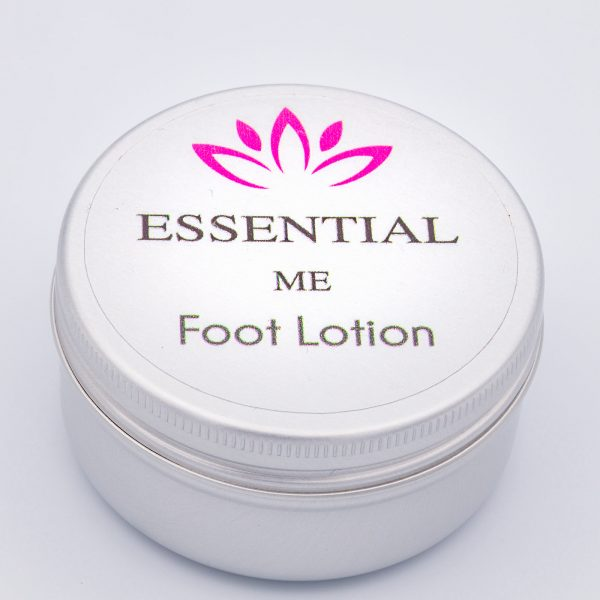 essential me foot lotion