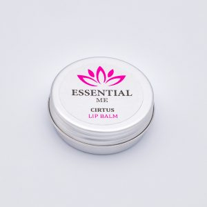essential me lip balm citrus