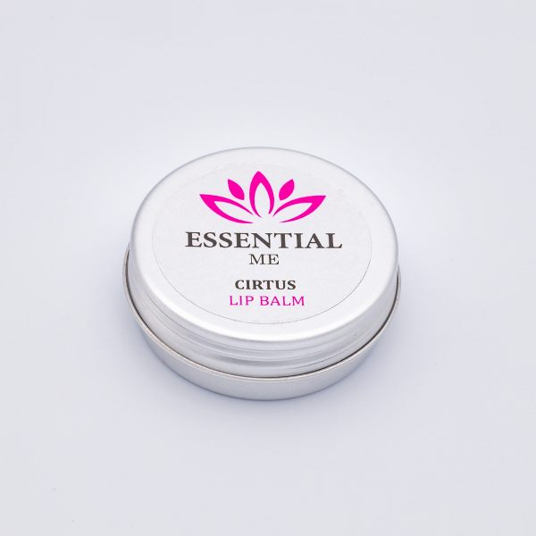 essential me lip balm citrus