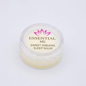 essential me sleep balm sweet dreams
