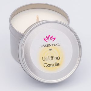 essential me uplifting candle