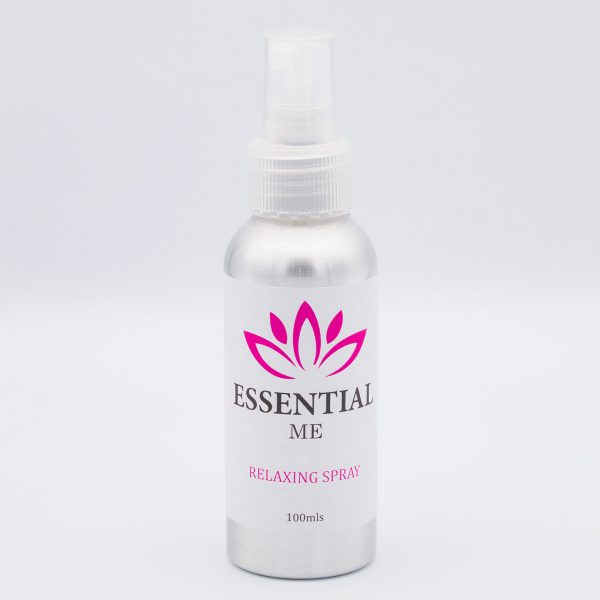 essential me relaxing spray