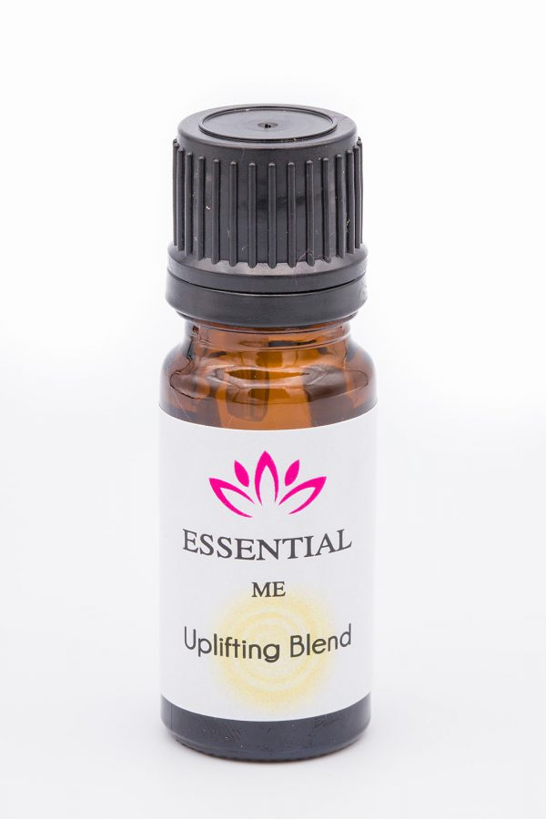 essential me uplifting essential oil blend